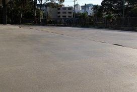 commercial carpark sealer