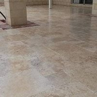 Pavement sealer for Travertine Pro Seal 896