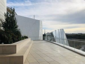 Louis Vuitton Foundation is Protected with ProtectGuard HD natural look sealer