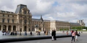 Louvre Protected with ProtectGuard Stone Sealer