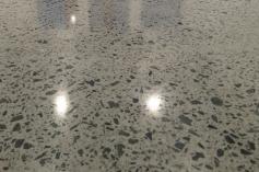 eco friendly polished concrete