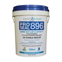 Best water based concrete sealer