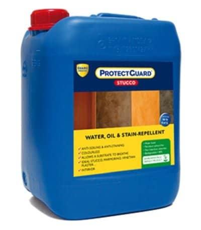 protectguard stucco venetian plaster sealer