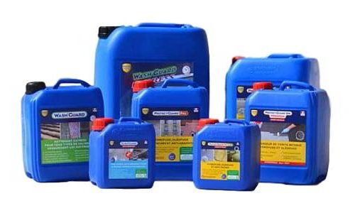guard sealing and cleaning products