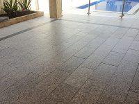 Granite alfresco sealed with Pro Seal