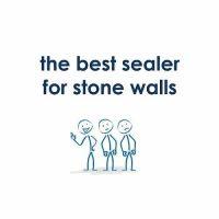 stone wall sealer